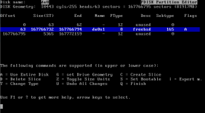 FreeBSD Installation Screenshot 5